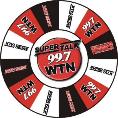 Custom Prize Wheels like this WTN Prize Wheel